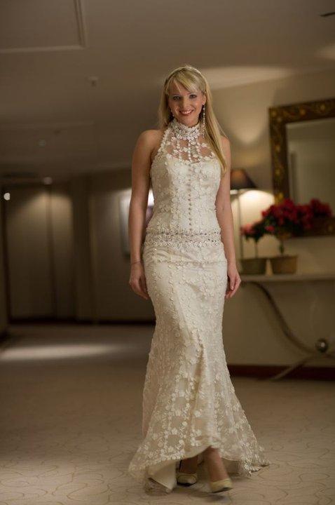 Wedding dress Mima Collection  2015