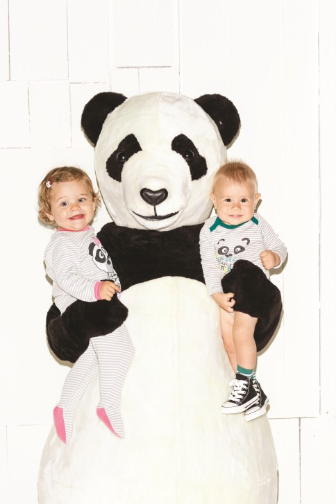 Extreme Intimo Panda Rules fall 2012
