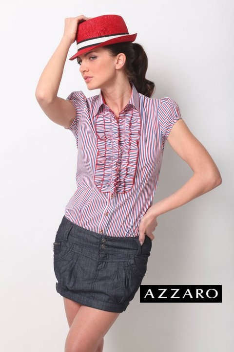 AZZARO PARALLEL Collection Spring/Summer 2015