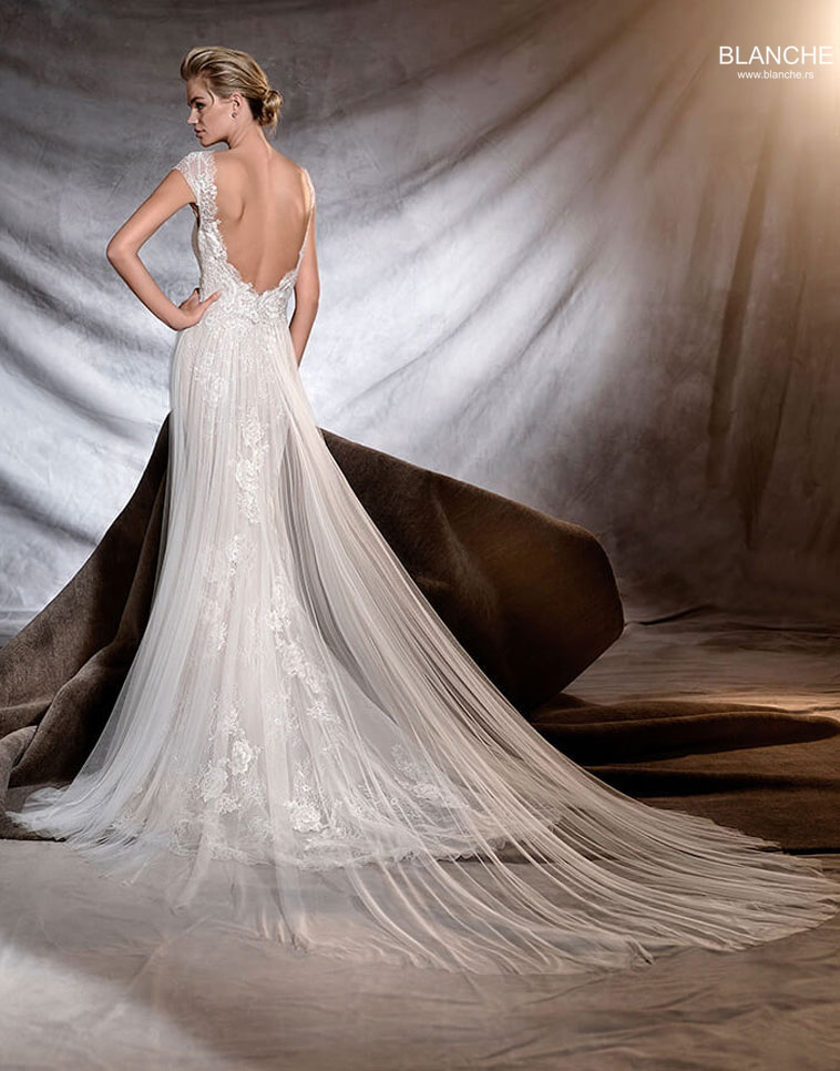 BLANCHE Wedding dress