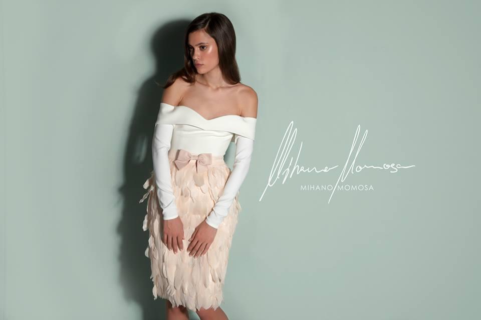 Mihano Momosa Collection Fall/Winter 2017