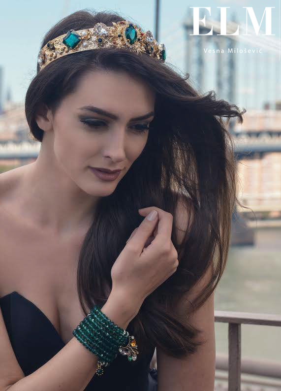 ELM JEWELRY by Vesna Milosevic Collection Spring/Summer 2017