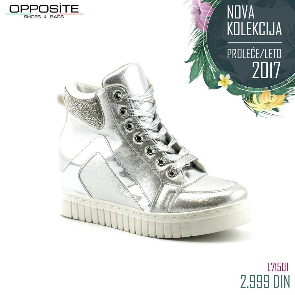 Opposite Shoes Collection Spring/Summer 2017