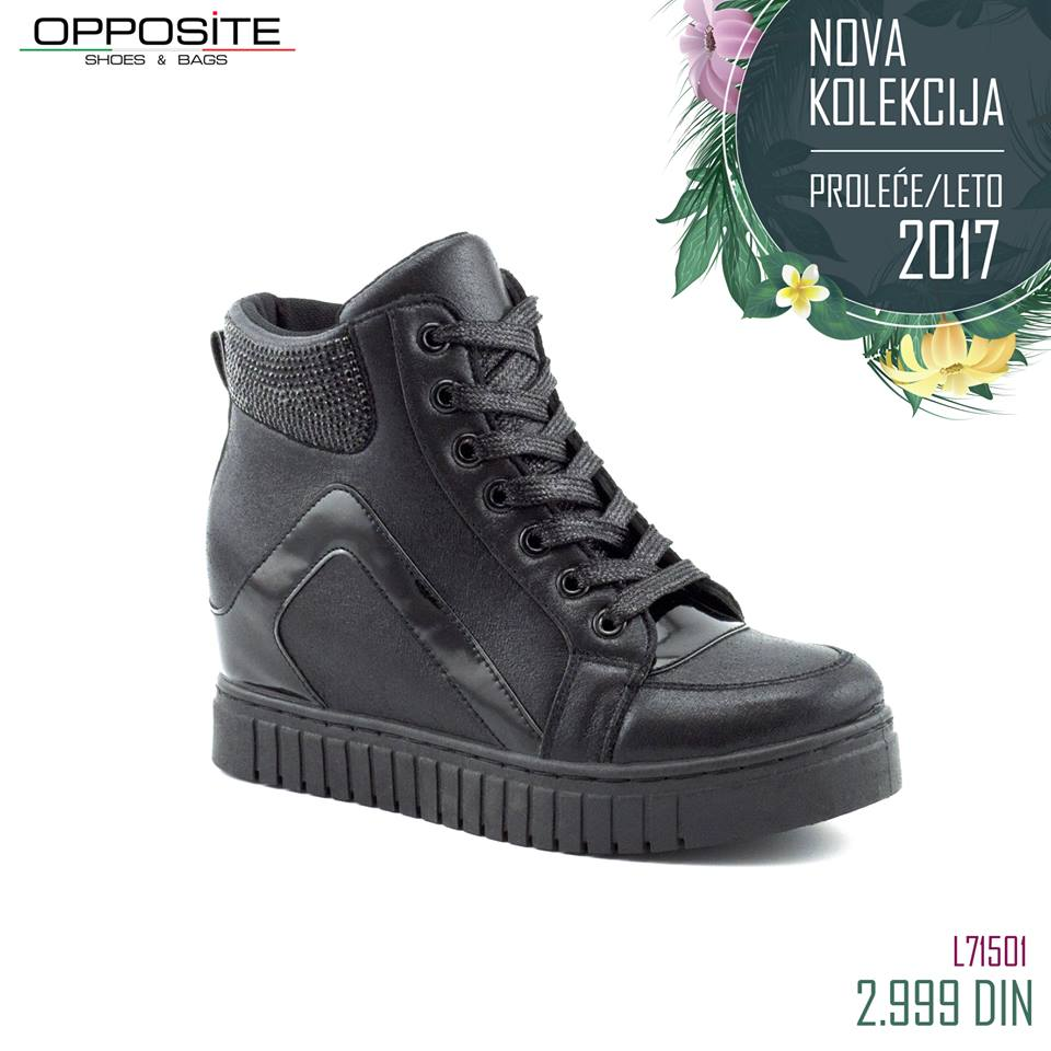 Opposite Shoes