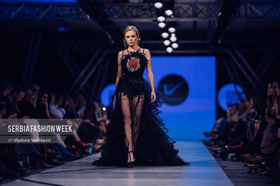 Milica Trickovic fashion designer Collection  2018