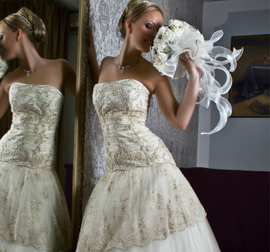 Ivana & Jelena Wedding dresses  - SerbiaFashion.com